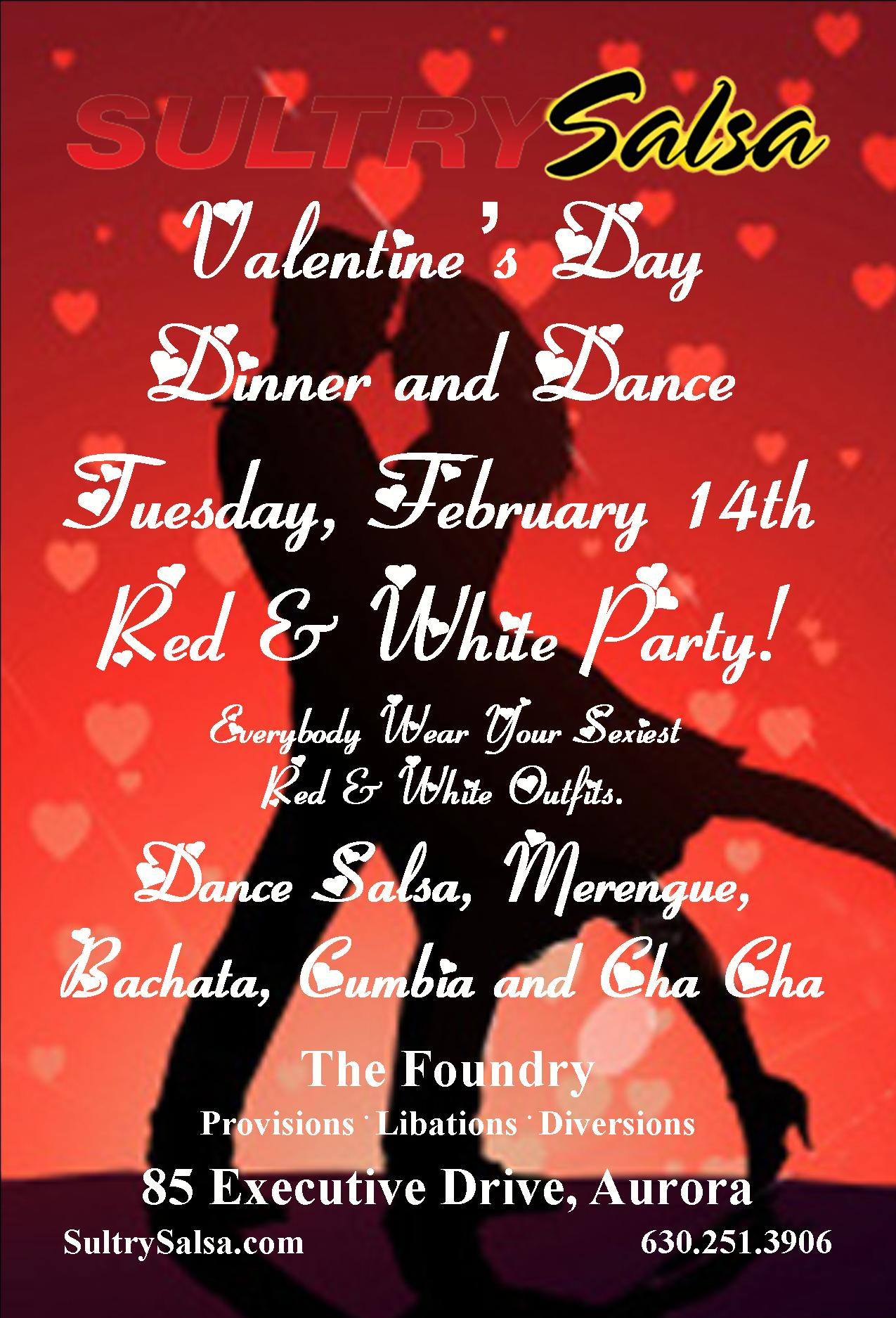 Valentine S Day Dinner Dance At The Foundry 2012